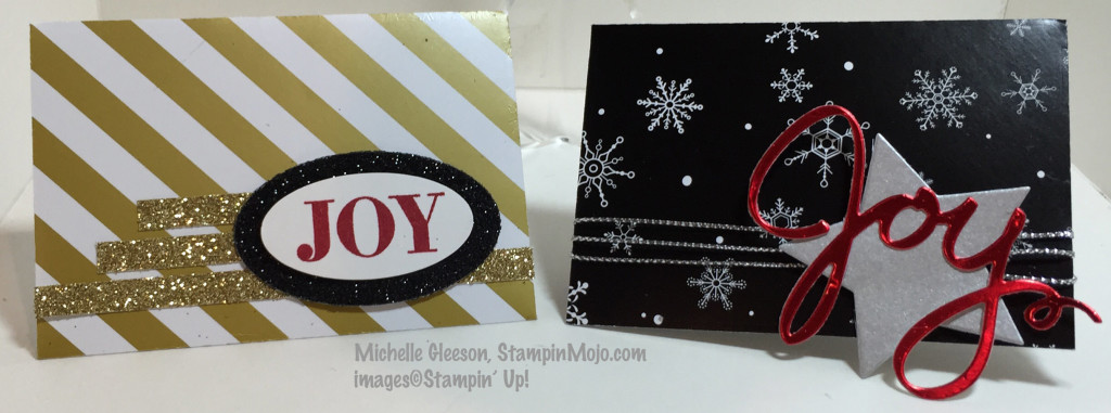 StampinMojo, Gift Card Envelope, Holiday