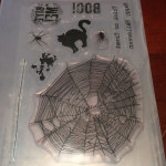 Halloween Photopolymer Set