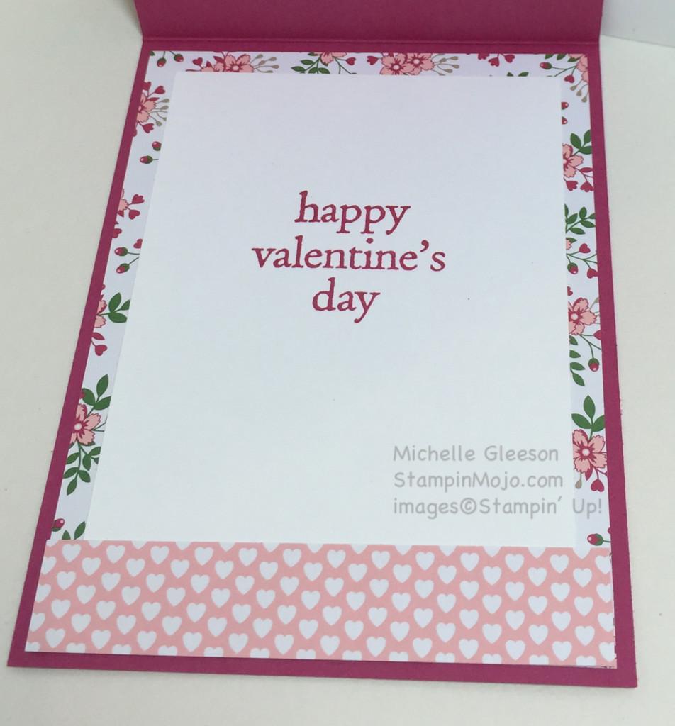 StampinMojo, Valentine's Day
