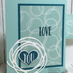 A Scenic Swirly Love Note