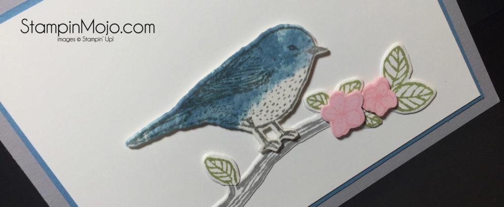 SU, Best Birds, PPA311 - Michelle Gleeson, stampin up