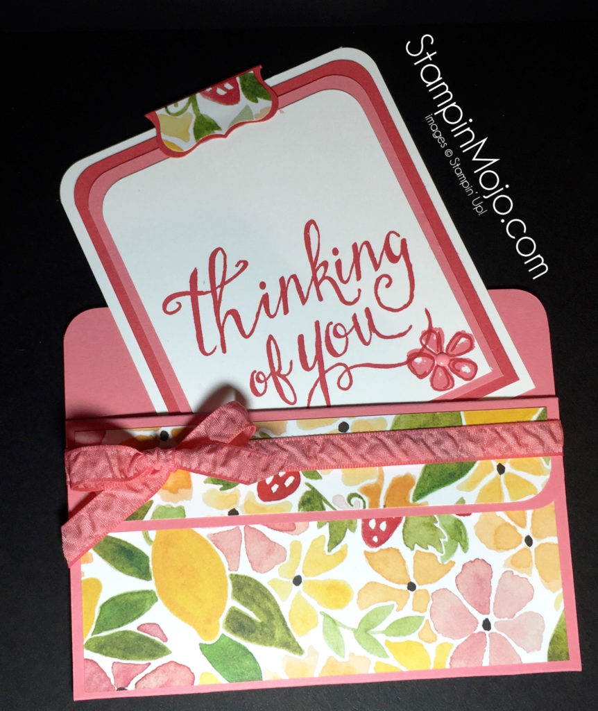 Stampin Up, Time of Year stamp set, Fancy Fold cards - Michelle Gleeson, SU