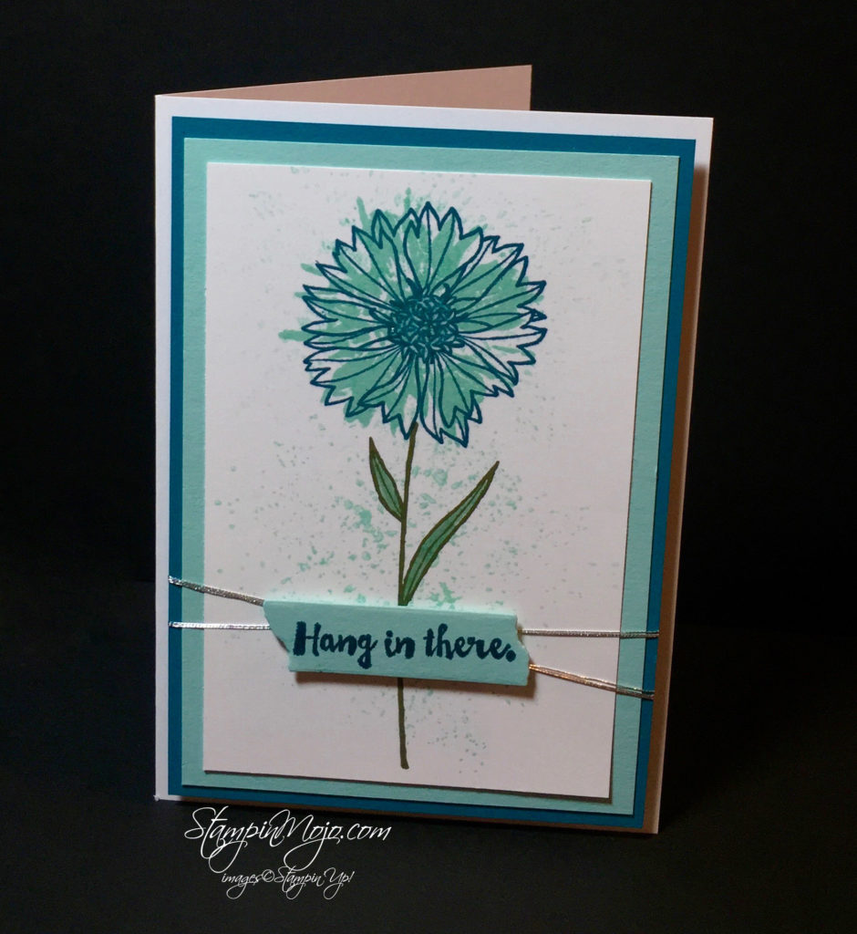Stampin Up, Touches of Texture, Encouragement card - Michelle Gleeson, stampinup
