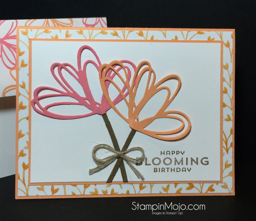 Stampin Up PPA 313 Michelle Gleeson Sunshine Wishes Stampinup