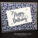 Stitched and Stylized Birthday