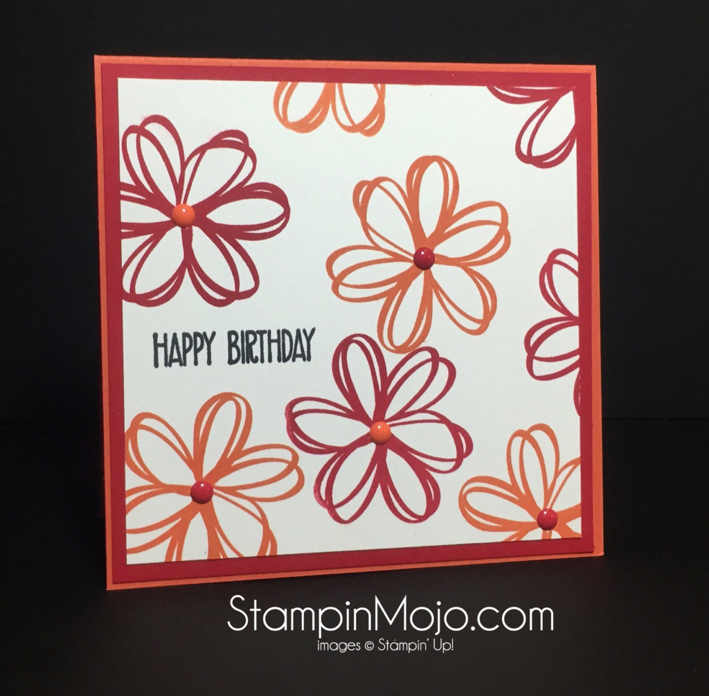 stampin-up-sunshine-sayings-birthday-michelle-gleeson-stampinup-su