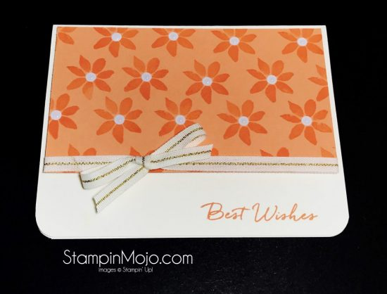 Stampin Up Blooms & Wishes Michelle Gleeson Stampinup SU