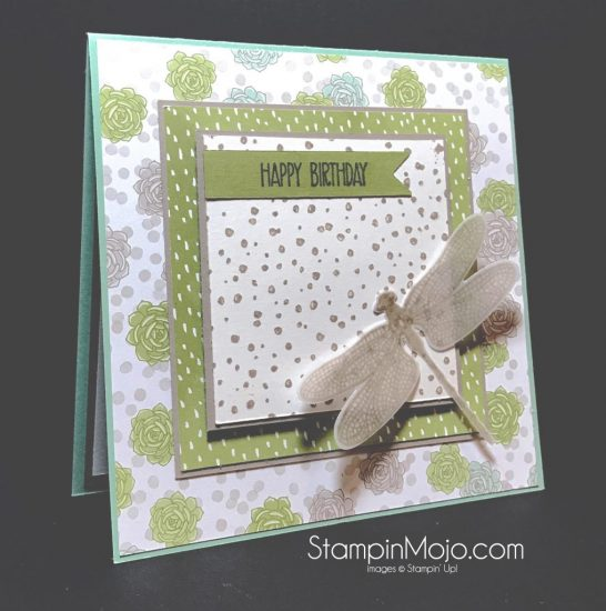 Stampin Up Dragonfly Dreams Bundle Michelle Gleeson Stampinup SU