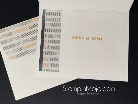 Stampin Up Masculine Birthday card idea Michelle Gleeson Stampinup SU