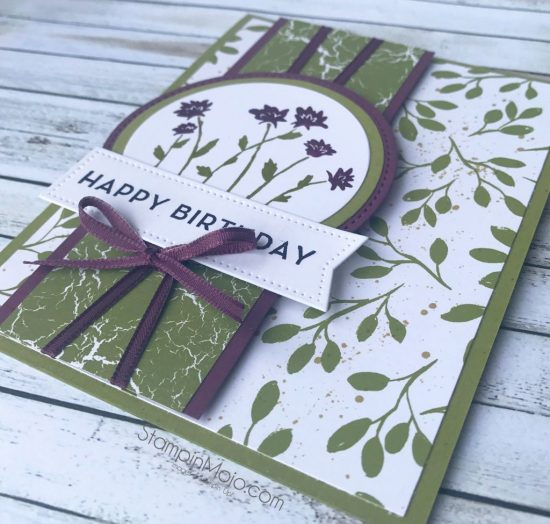 Stampin Up Background Bits Big on Birthdays Merry Little Christmas DSP TTTC011 Birthday card Michelle Gleeson Stampinup SU.jpg