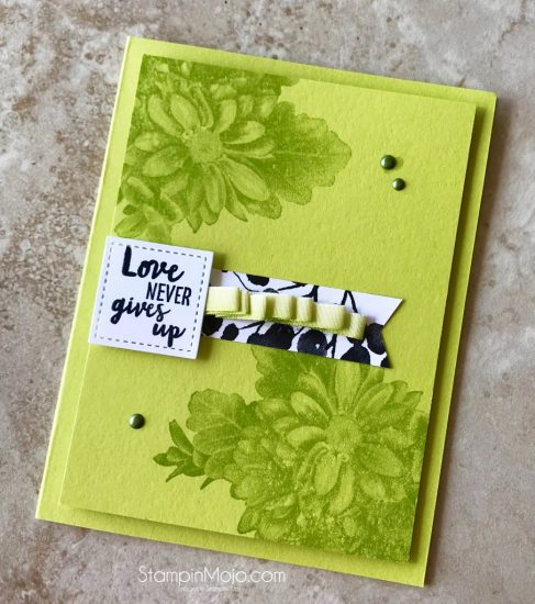Stampin Up Heartfelt Blooms Waterfront Petal Passion DSP Love card ideas Michelle Gleeson Stampinup SU