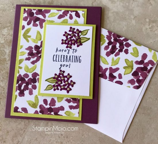 Naturally celebrating you stampin mojo stampin up perennial birthday naturally electic dsp birthday card idea michelle gleeson stampinup su bookmarktalkfo Gallery