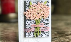 Stampin Up Petal Passion DSP Beautfiul Bouquet Bundle Anytime card idea Michelle Gleeson Stampinup SU