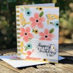 Southern Floral Birthday Wishes