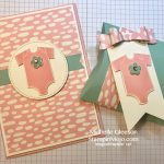 Bundle of Love card and pillow box