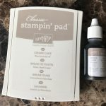 Crumb Cake Classic Ink Pad & Reinker