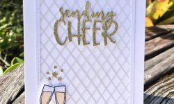 FMS 367 Michelle Gleeson Celebration card ideas SU Retired Making Spirits Bright WP9 Sending Cheer