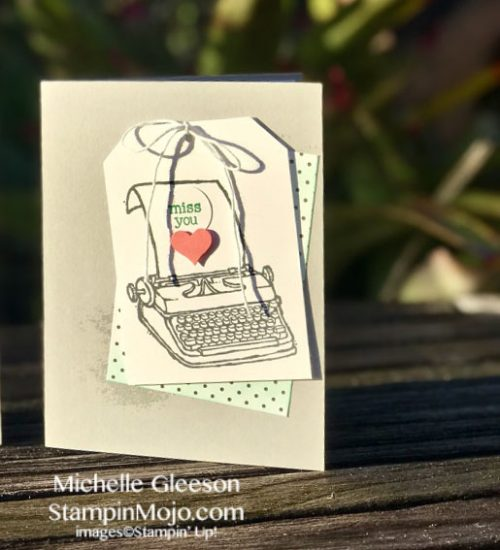 Stampin Up PS Youre the Best Susan Wong-Crafty Carrot Michelle Gleeson Stampinup SU