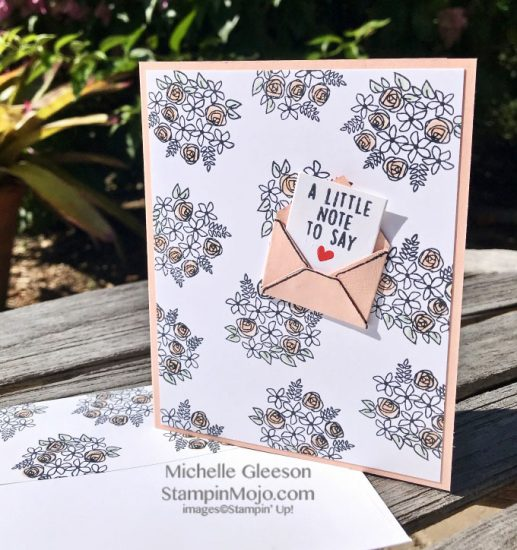 Concord and 9th Mail Drop Bundle Birthday Card Idea Michelle Gleeson