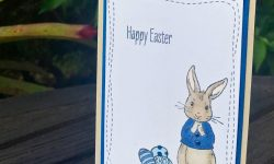 Stampin Up Fable Friends Easter Card idea Mcihelle Gleeson Stampinup SU