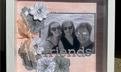 Stampin up bird Bsllard DSP Floral Essence Bundle 3D Gift Michelle Gleeson Stampinup SU