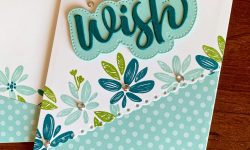 Birthday-card-idea-Michelle-Gleeson-Honey-Bee-Wish-Die-WPlus9-Happy-Wishes
