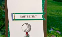 Stampin up Clubhouse GDP#221 Color Challenge Masculine birhtday card ideas Michelle Gleeson Stampinup SU