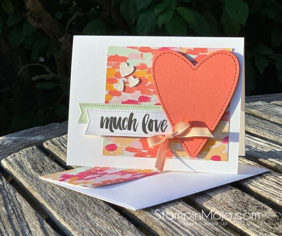 Stitched Be Mine Stampinpretty Sketchbook Love Card Idea Michelle Gleeson Stampinup SU