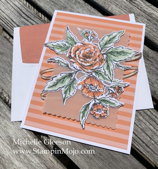 The Greetery Sketched Roses Anytime Cards Michelle Gleeson